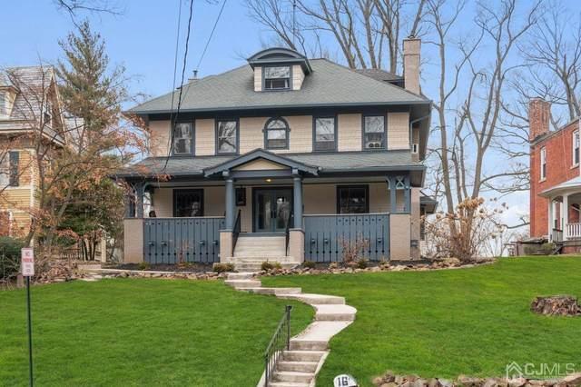 16 Rockview Terrace, North Plainfield, NJ 07060 (MLS #2012752) :: William Hagan Group