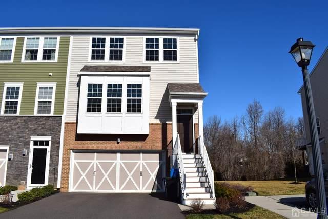 152 Waypoint Drive, Eatontown, NJ 07724 (MLS #2012845) :: Kiliszek Real Estate Experts