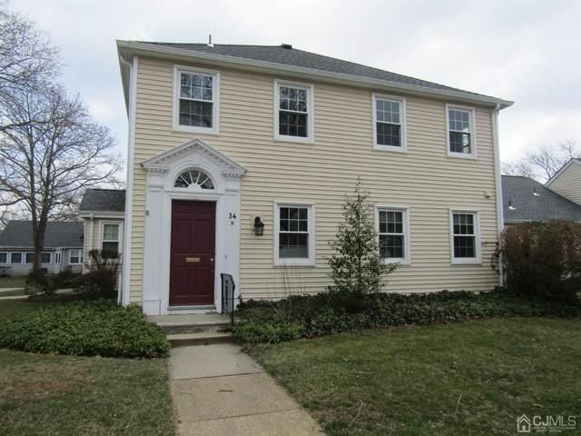 34 Concord Lane N, Monroe, NJ 08831 (MLS #2012878) :: William Hagan Group
