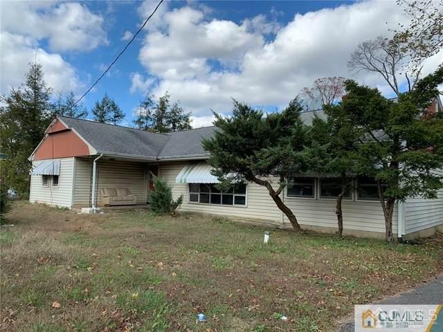 841 Route 33 West Highway, Monroe, NJ 08831 (MLS #2012879) :: The Dekanski Home Selling Team