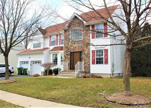 22 Ginger Drive, Edison, NJ 08837 (MLS #2012882) :: The Premier Group NJ @ Re/Max Central