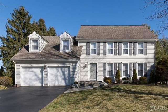 31 Franklin Drive, Plainsboro, NJ 08536 (MLS #2012885) :: William Hagan Group