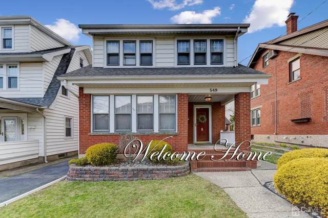 549 Cedar Avenue, Woodbridge Proper, NJ 07095 (MLS #2013117) :: William Hagan Group
