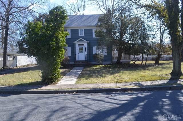 75 W Hill Road, Colonia, NJ 07067 (MLS #2013123) :: William Hagan Group