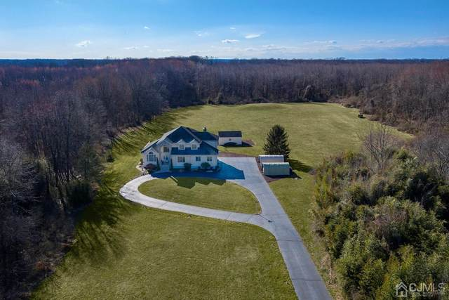 19 Parkside Way, Millstone, NJ 08535 (MLS #2013229) :: Vendrell Home Selling Team