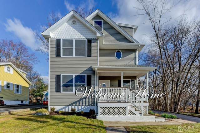 72 Bucknell Avenue, Woodbridge Proper, NJ 07095 (MLS #2013532) :: The Premier Group NJ @ Re/Max Central