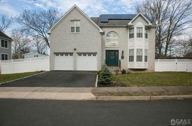 12 Lenox Street, Edison, NJ 08817 (MLS #2013661) :: William Hagan Group
