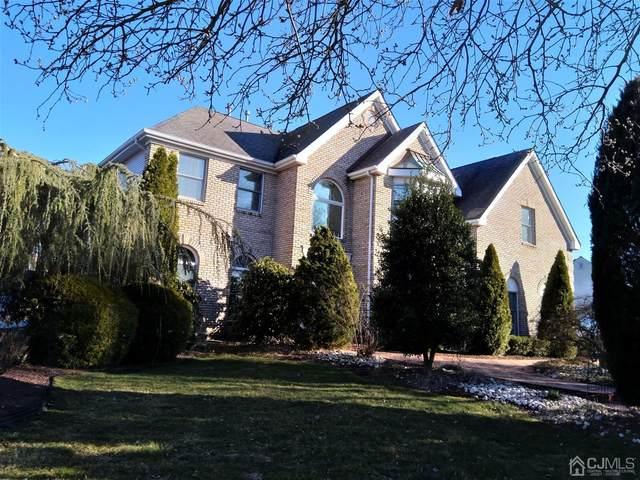 52 S Kinglet Drive S, Cranbury, NJ 08512 (MLS #2013708) :: William Hagan Group