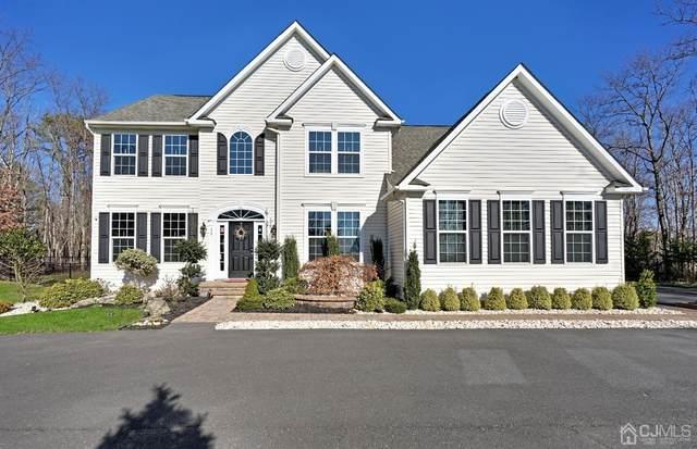 38 Michele Boulevard, Howell, NJ 07731 (MLS #2013729) :: William Hagan Group