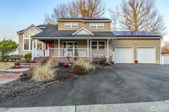 7 Reed Road, Howell, NJ 07731 (MLS #2013736) :: William Hagan Group