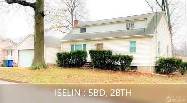 6 Star Street, Iselin, NJ 08830 (MLS #2013944) :: William Hagan Group