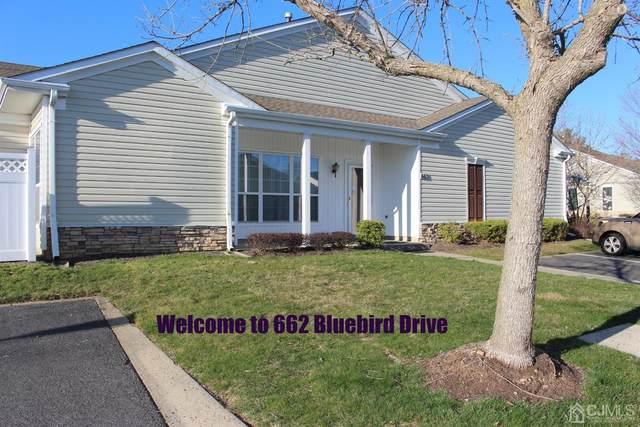 662 Bluebird Drive, Monroe, NJ 08831 (MLS #2013945) :: William Hagan Group