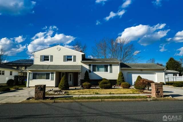 107 Calvert Avenue E, Edison, NJ 08820 (MLS #2014058) :: William Hagan Group
