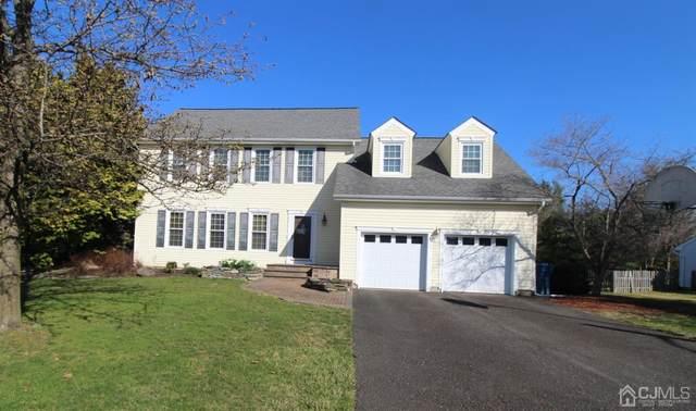 39 Franklin Drive, Plainsboro, NJ 08536 (MLS #2014225) :: William Hagan Group