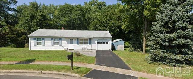 42 Brandywine Circle, Piscataway, NJ 08854 (MLS #2014243) :: William Hagan Group