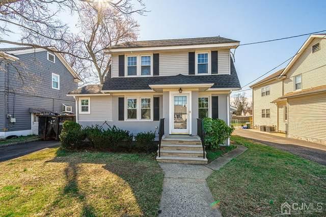 1135 Clinton Terrace, South Plainfield, NJ 07080 (MLS #2014245) :: The Dekanski Home Selling Team