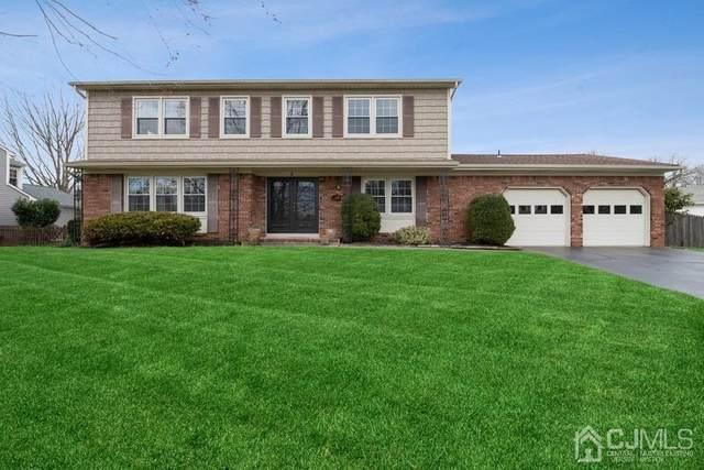 4 Quick Lane, Plainsboro, NJ 08536 (MLS #2014288) :: William Hagan Group