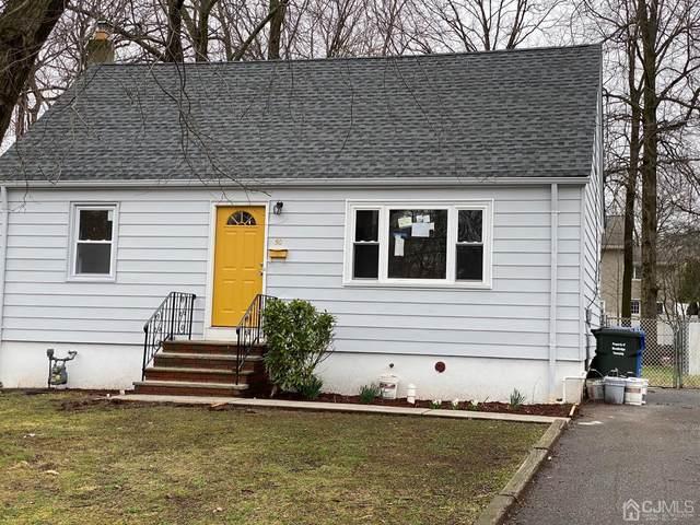 50 Jordan Road, Colonia, NJ 07067 (#2014324) :: Daunno Realty Services, LLC