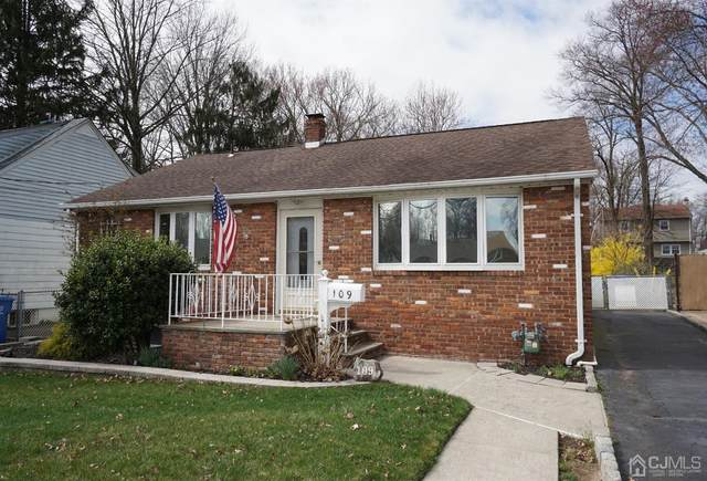 109 Edgewood Avenue, Colonia, NJ 07067 (#2014407) :: Daunno Realty Services, LLC