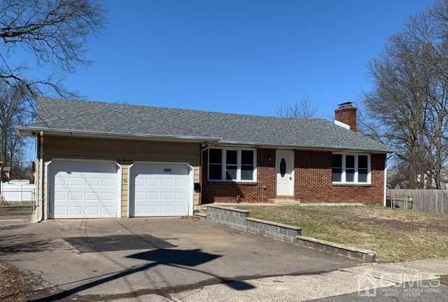 1059 Antonio Drive, North Brunswick, NJ 08902 (MLS #2014439) :: Vendrell Home Selling Team