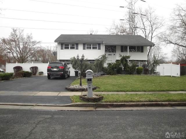 39 Sefton Circle, Piscataway, NJ 08854 (MLS #2014479) :: Vendrell Home Selling Team