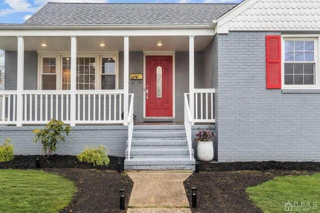 321 E Smith Street, Woodbridge Proper, NJ 07095 (MLS #2014525) :: William Hagan Group