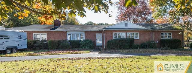 389 Schoolhouse Road, Monroe, NJ 08831 (MLS #2014573) :: The Dekanski Home Selling Team