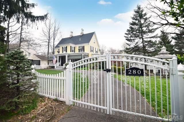 280 Grove Avenue, Metuchen, NJ 08840 (MLS #2014699) :: William Hagan Group