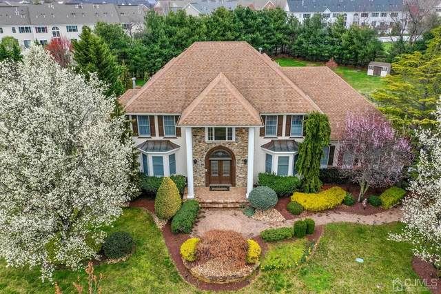110 Candido Court, Manalapan, NJ 07726 (MLS #2014710) :: The Premier Group NJ @ Re/Max Central