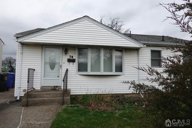 74 Harned Avenue, Perth Amboy, NJ 08861 (MLS #2014732) :: The Dekanski Home Selling Team