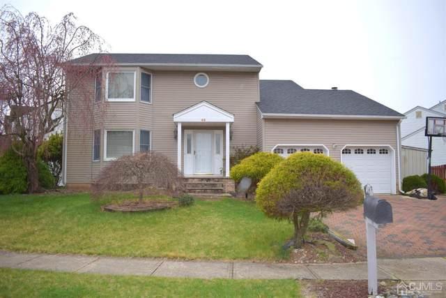 45 Princess Drive, North Brunswick, NJ 08902 (MLS #2014787) :: REMAX Platinum