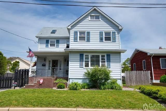5 Thomas Place, Sayreville, NJ 08859 (MLS #2016436) :: Halo Realty