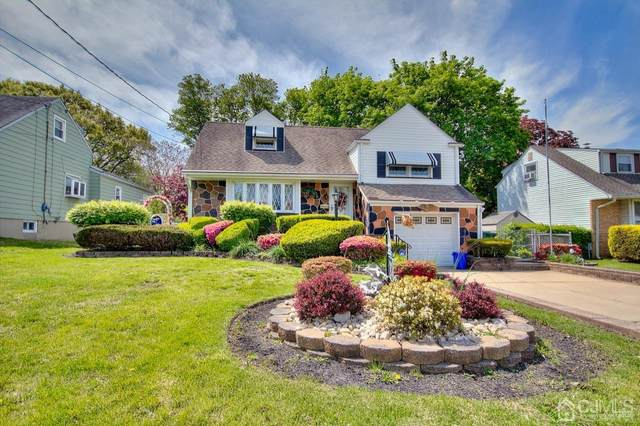 6 Columbia Place, Sayreville, NJ 08859 (MLS #2016576) :: Halo Realty