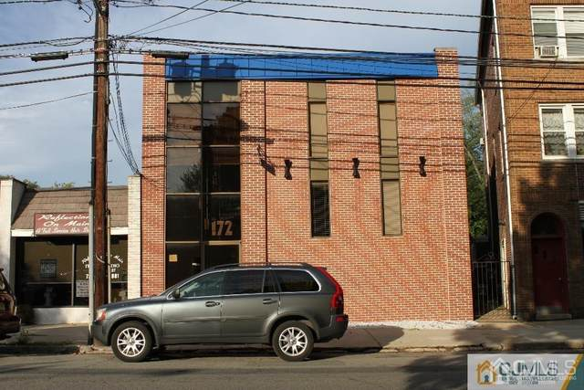 172 Main Street, Metuchen, NJ 08840 (MLS #2016796) :: The Raymond Lee Real Estate Team
