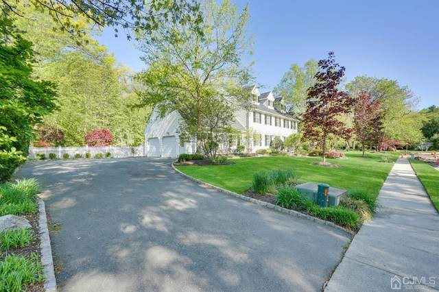 4 Stage Coach Run, East Brunswick, NJ 08816 (MLS #2016950) :: The Premier Group NJ @ Re/Max Central