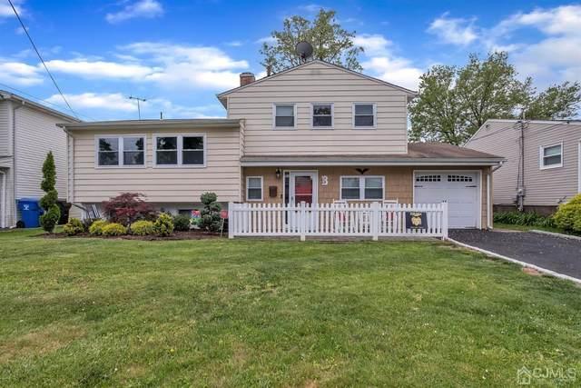 199 Cypress Drive, Colonia, NJ 07067 (#2017072) :: Daunno Realty Services, LLC