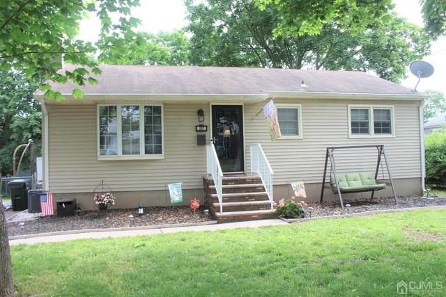 207 Richards Avenue, Piscataway, NJ 08854 (MLS #2017096) :: The Raymond Lee Real Estate Team