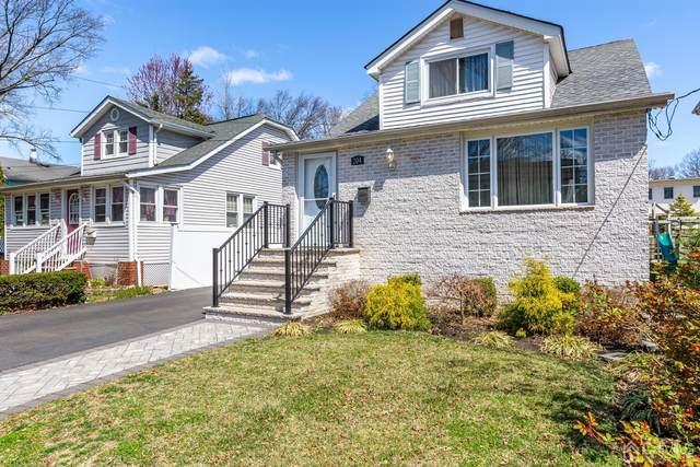 204 Harvard Avenue, Metuchen, NJ 08840 (MLS #2017197) :: The Raymond Lee Real Estate Team