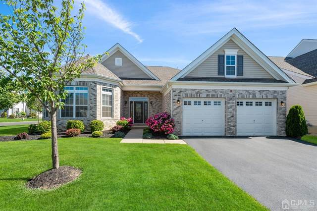 46 Masters Drive, Monroe, NJ 08831 (MLS #2017310) :: Vendrell Home Selling Team