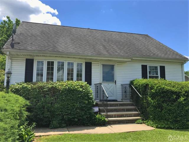 160 Jefferson Street, Franklin, NJ 08873 (MLS #2017347) :: The Raymond Lee Real Estate Team