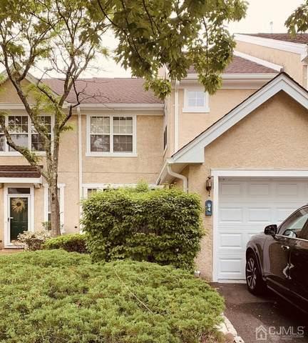 94 Ashford Drive, Plainsboro, NJ 08536 (MLS #2017422) :: Vendrell Home Selling Team