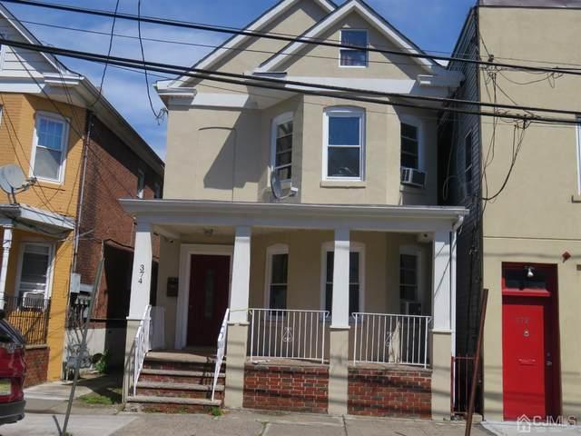 374 Park Avenue, Perth Amboy, NJ 08861 (MLS #2017425) :: Vendrell Home Selling Team