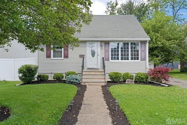 619 Drake Avenue, Middlesex Boro, NJ 08846 (MLS #2017440) :: Vendrell Home Selling Team