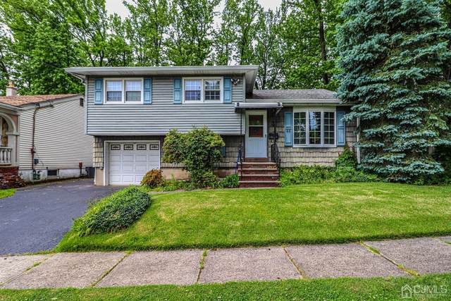 45 N Rahway Avenue, Colonia, NJ 07067 (#2017604) :: Nexthome Force Realty Partners