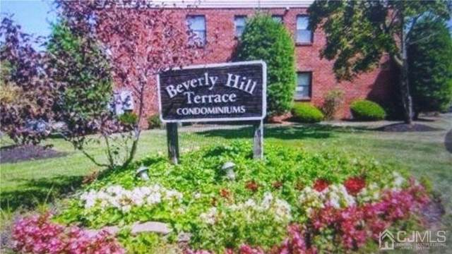 144 Beverly Hills Terrace F, Woodbridge Proper, NJ 07095 (MLS #2017644) :: The Dekanski Home Selling Team