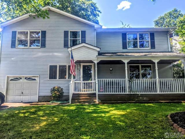 52 West Hill Road, Colonia, NJ 07067 (MLS #2018304) :: William Hagan Group