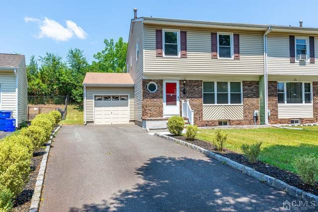 19 Bayberry Close Circle, Piscataway, NJ 08854 (MLS #2100138) :: REMAX Platinum