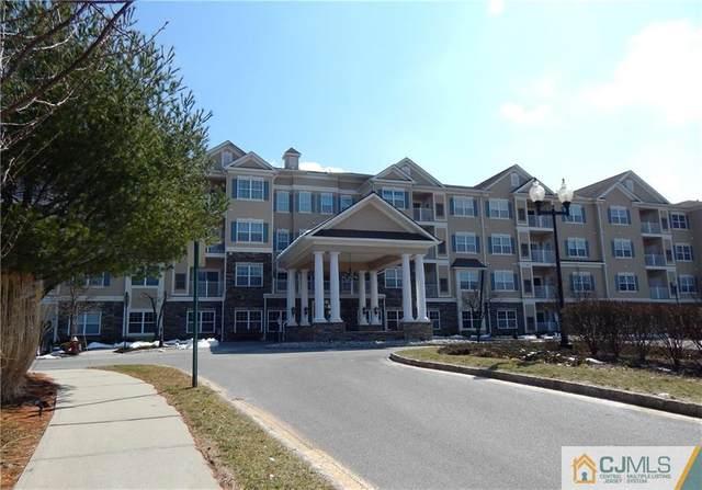540 Cranbury Road #225, East Brunswick, NJ 08816 (MLS #2100200) :: Rob Sago Home Group