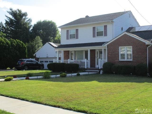 660 Ridgedale Avenue, Woodbridge Proper, NJ 07095 (MLS #2100270) :: Halo Realty