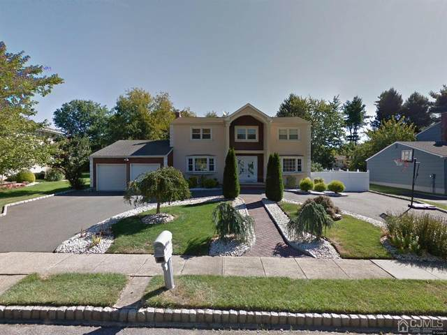 17 Hershey Road, East Brunswick, NJ 08816 (MLS #2100323) :: The Dekanski Home Selling Team
